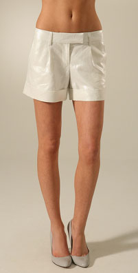 adam+eve Pleated Short