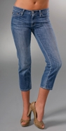 AG Adriano Goldschmied Angel Crop Jean coupon