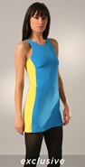 AKA New York Racer Back Shift Dress coupon
