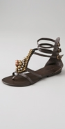 Antik Batik Juddy Beaded Thong Sandal coupon