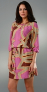 Antik Batik Neon Djellabah Dress coupon