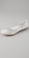 Belle by Sigerson Morrison Patent Geometric Cutout Ballet Flat coupon
