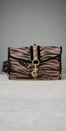 Betsey Johnson Handbags Catwalk Small Flap Clutch coupon