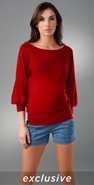 Bop Basics Cashmere Dolman Sweater coupon