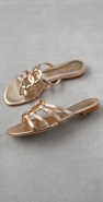 Botkier Ginger Metallic Ring Flat Sandal coupon