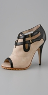 Camilla Skovgaard Open Toe Upfront High Heel Pump coupon