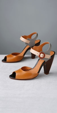 Chie Mihara Shoes Novela Ankle Strap Sandal - shopbop.com from shopbop.com