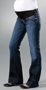 Chip &amp; Pepper Bumpwatch Boot Cut Maternity Jean coupon