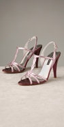 Claudia Ciuti Dalia High Heel T Strap Sandal coupon