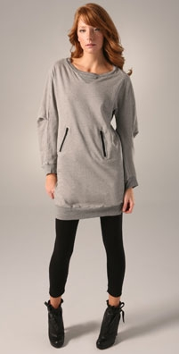 Clu Sweatshirt Dress
