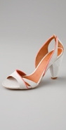 Coclico Shoes Orange Piped Sandal coupon