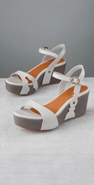 Coclico Shoes Maple Platform Wedge Sandal coupon