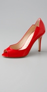 Courtney Crawford Peep Toe Pump coupon