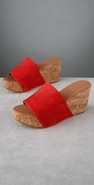Diane von Furstenberg Shoes Comfy Chic Suede Slide coupon