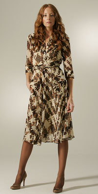 Diane von Furstenberg Hillevi Dress