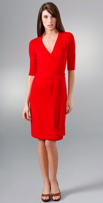 Diane von Furstenberg Coen Cashmere Sweater Dress