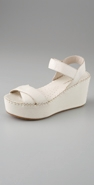 DKNY pure DKNY Savanna Wedge Sandal coupon