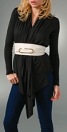 Elegantly Waisted Curve Cummerbund Belt coupon