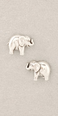 Gara Danielle Elephant Post Earrings - shopbop.com