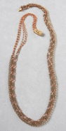 Gara Danielle Chain Necklace with Cylinder Clasp coupon