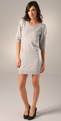 Generra French Terry Dress