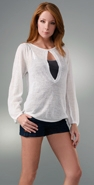 Generra Keyhole Tunic coupon