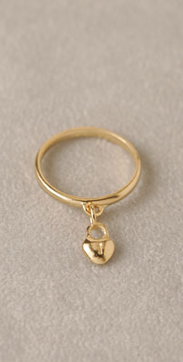 Giles & Brother Tiny Heart Ring - shopbop.com