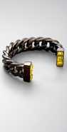 Giles &amp; Brother Rigid Chain Cuff coupon