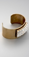 Giles &amp; Brother Crystal Applique Cuff coupon