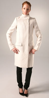 Helmut Lang Honeycomb Coat