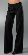 Helmut Lang Belt Detail Wide Leg Pant coupon