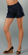 Hudson Pleated High Waist Short coupon