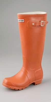 Hunter Boots Original Hunter Wellington Rain Boot