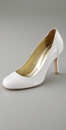 Juliana Jabour Patent Round Toe Pump coupon