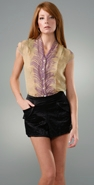 Jovovich-Hawk Maureen Blouse