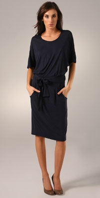 James Perse Kabuki Dress
