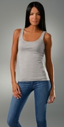 James Perse Heather Long Tank coupon