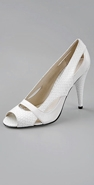 Jill Stuart Shoes Carey Open Toe Pump coupon