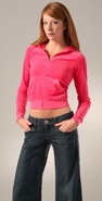 Juicy Couture Velour Hoodie coupon