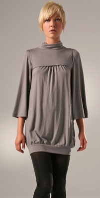Juicy Couture Yoke Turtleneck Tunic