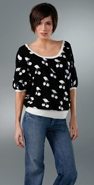 Juicy Couture Dolman Sleeve Pullover Sweater coupon