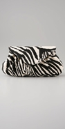 Lauren Merkin Char Animal Print Clutch coupon