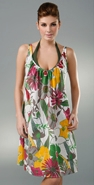 Lisa Curran Floral Tank Dress coupon
