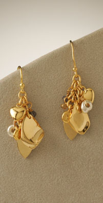 Lee Angel Jewelry Multi Charm Earrings - shopbop.com
