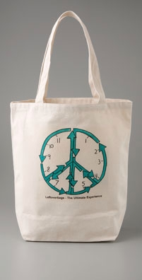 Leftover Bags Time Tote