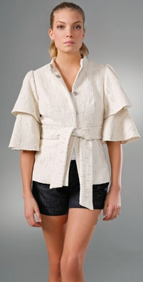 Loeffler Randall Butterfly Jacket - shopbop.com