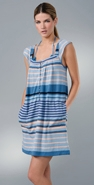 Marc by Marc Jacobs Bungalow Stripe Swim Cover-Up coupon