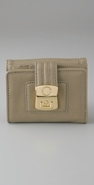 Marc by Marc Jacobs Airliner Leather French Purse coupon