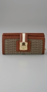 Marc by Marc Jacobs Airliner Jacquard Wallet coupon