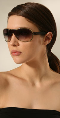 Marc by Marc Jacobs Sunglasses Wire Shield Sunglasses